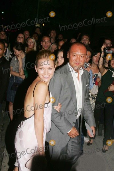 Becki Newton,Marc Jacobs,BECKY NEWTON Photo - Archival Pictures - Globe Photos - 24800