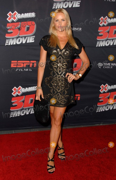 Gena Lee Nolin Photo - X Games 3d the Movie LA Premiere