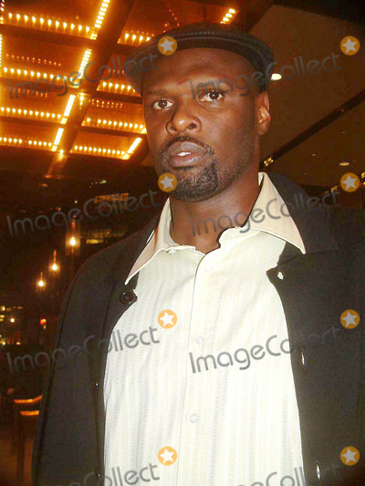 Adonal Foyle Photo - Members of the Golden State Warriors Basketball Team Leaving Trump Towers 11-05-005 Photo by Mitchell Levy-rangefinder-Globe Photos 2005 Adonal Foyle