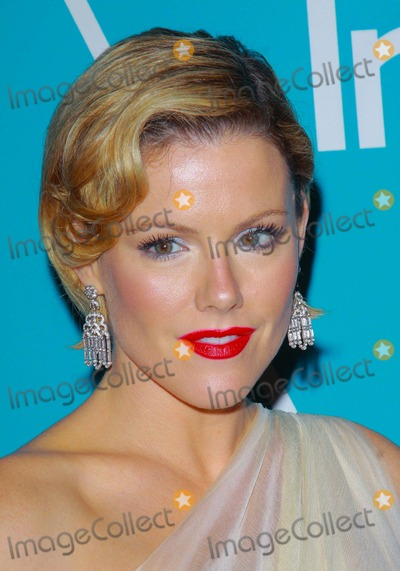 Foreigner,Kathleen Robertson Photo - The Hollywood Foreign Press Association (Hfpa) and Instyle Presents a Night of Firsts