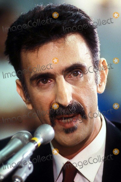 Frank Zappa,Lyric Photo - Archival Pictures - Globe Photos - 58432