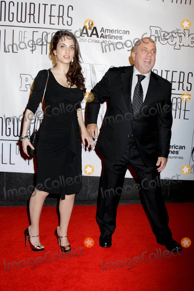 Alexa Ray Joel,Billy Joel Photo - Songwriters  NYC