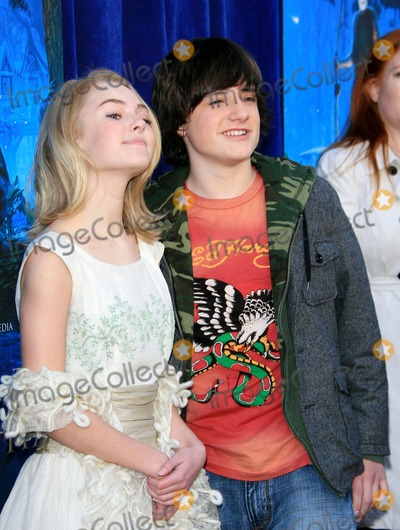 Pictures From Bridge to Terabithia - Premiere
