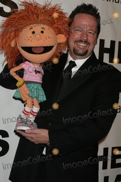 Rooney,Mickey Rooney,Terry Fator Photo - The Thalians 54th Anniversary Black Tie Dinner Ball Beverly Hills