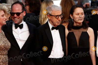 Soon-Yi Previn Photo - Director Woody Allen and Soon-yi Previn Attend the Premiere of Irrational Man at the 68th Annual Cannes Film Festival at Palais Des Festivals in Cannes France on 15 May 2015 Photo Alec Michael
