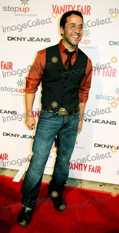 Jeremy Piven,Jeremy Pivens Photo - Dkny Jeans Presents Vanity Fair in Concert to Benefit Step Up Womens Network