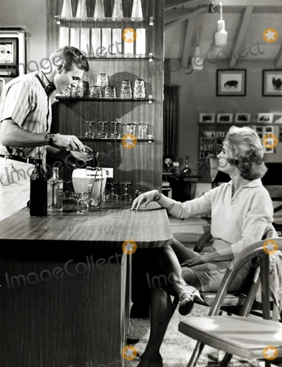 Tab Hunter,Mary Murphy Photo - Archival Pictures - Globe Photos - 72845
