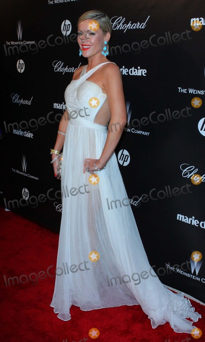Kathleen Robertson Photo - The Weinstein Companys 2012 Golden Globe Awards After Party - Arrivals