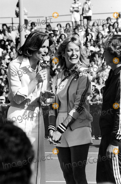 Farrah Fawcett,Phyllis George Photo - Archival Pictures - Globe Photos - 58363