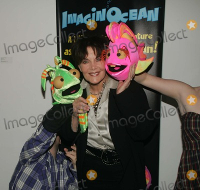 John Tartaglia,Linda Dano Photo - Imaginocean Opening Night New York City