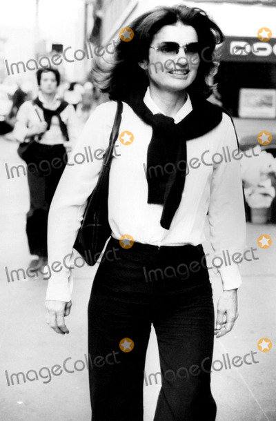 Jacqueline Kennedy Onassis Photo - Jacqueline Kennedy Onassis Michael NorciaGlobe Photos Inc Jacquelinekennedyonassisobit