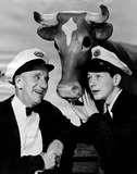 Jimmy Durante Photo - THE MILKMAN (1950)JIMMY DURANTE DONALD OCONNOR CHARLES BARTON (DIR)MILK 001MOVIESTORE COLLECTION LTDCredit Moviestore Collectionface to face- Editorial use only -