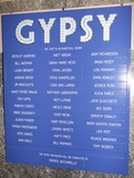 Arthur Laurents Photo - Lobby Cast Board Nancy Opal Marilyn Caskey Alison Fraser Boyd Gaines Patti Lupone Laura Benanti Arthur Laurents Leigh Ann Larkin Tony Yazbeck Sami Gayle and cast during the Broadway Opening Night Performance Curtain Call for GYPSY at the St James Theatre in New York City March 27 2008 Credit McBrideface to face
