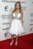 Brighton Sharbino Photo - 09 March 2016 - Hollywood California - Brighton Sharbino Miracles From Heaven Los Angeles Premiere held at ArcLight Hollywood Photo Credit SammiAdMedia