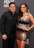 Ronnie Ortiz Magro Photo - 14 April 2013 - Culver City California - Ronnie Ortiz-Magro Sammi Giancola 2013 MTV Movie Awards - Arrivals held at Sony Pictures Studios Photo Credit Byron PurvisAdMedia