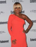 Mary J Blige Photo - 16 September 2016 - West Hollywood California Mary J Blige 2016 Entertainment Weekly Pre-Emmy Party held at Nightingale Plaza Photo Credit Birdie ThompsonAdMedia