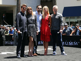 Annabelle Wallis Photo - 20 May 2017 - Hollywood California - Tom Cruise Sofia Boutella Jake Johnson Annabelle Wallis Alex Kurtzman Universal Celebrates The Mummy Day With 75-Foot Sarcophagus Takeover At Hollywood And Highland Photo Credit F SadouAdMedia