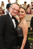 Allegra Riggio Photo - 29 January 2017 - Los Angeles California - Allegra Riggio Jared Harris 23rd Annual Screen Actors Guild Awards held at The Shrine Expo Hall Photo Credit F SadouAdMedia