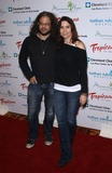 Annie Duke Photo - 17 September 2011 - Las Vegas Nevada - Joe Reitman Annie Duke   Brad Garretts Maximum Hope Foundation Poker Tournament at The Tropicana Hotel and Casino  Photo Credit MJTAdMedia