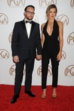 Dana Brunetti Photo - 24 January 2015 - Century City California - Dana Brunetti Katie Cassidy 26th Annual Producers Guild of America Awards - Arrivals held at the Hyatt Regency Century Plaza Photo Credit Byron PurvisAdMedia