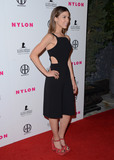 Kate Mansi Photo - 09 February  - Hollywood Ca - Kate Mansi Arrivals for the NYLON Magazine Pre-Grammy Party held at No Vacancy Photo Credit Birdie ThompsonAdMedia