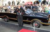 Batmobile Batman Photo - 05 April 2012 - Hollywood California - George Barris Batmobile Batman  Kapow Adam West Honored With Star On The Hollywood Walk Photo Credit Russ ElliotAdMedia