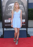 Brighton Sharbino Photo - 28 June 2016 - Universal City Brighton Sharbino Arrivals for The Walking Dead Permanent Daytime Attraction Press Event held at Universal Studios Hollywood Photo Credit Birdie ThompsonAdMedia