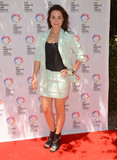 Allison Scagliotti Photo - 26 July 2015 - Hancock Park California - Allison Scagliotti Arrivals for the Los Angeles LGBT Centers 2015 Garden Party Afternoon in Tuscany held at a Private Residence Photo Credit Birdie ThompsonAdMedia