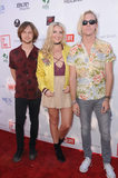Ross Lynch Photo - 28 August 2016 - Los Angeles California Rocky Lynch Rydel Lynch Ross Lynch The 4th Annual Kailand Obashi Hoop-Life Fundraiser held at Galen Center at USC Photo Credit Birdie ThompsonAdMedia