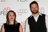 Ashley Young Photo - 3 November 2012 - Hollywood California - Ashley Young Kevin Clancy 2012 AFI Fest - On The Road - Centerpiece Gala Screening Held At The Graumans Chinese Theatre Photo Credit Kevan BrooksAdMedia