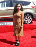 Alia Rose Photo - 01 July 2012 - Los Angeles California - Alia Rose 2012 BET Awards held at The Shrine Auditorium Photo Credit P ShermanStarlitepicsAdMedia