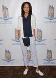 Anne-Marie Johnson Photo - 31 May 2014 - Pasadena California - Ann Marie Johnson Arrivals for the 42nd annual Los Angeles Police Memorial Foundation Celebrity Golf Tournament hosted by Dennis Quaid held at the Brookside Golf Club in Pasadena Ca Photo Credit Birdie ThompsonAdMedia