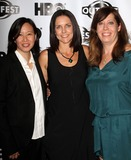 Anne Renton Photo - 17 July 2011 - West Hollywood California - Kim Yutani Anne Renton Kirsten Schaffer 2011 Outfest Film Festival Screening Of The Perfect Family Closing Night- Arrivals  Held At The DGA Theatre Photo Credit Kevan BrooksAdMedia