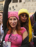 Ann Walters Photo - 21 January 2017 - Los Angeles California - Lisa Ann Walter Kym Whitley Womens March in Los Angeles California Photo Credit F SadouAdMedia