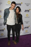 Shenae Grimes Photo - 10 March 2013 - Los Angeles California - Josh Beech Shenae Grimes Lakers Casino Night Fundraiser Benefiting The Lakers Youth Foundation Held At Club Nokia Photo Credit Kevan BrooksAdMedia