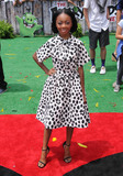Skai Jackson Photo - 07 May 2016 -Westwood California - Skai Jackson Arrivals for the Los Angeles premiere of The Angry Birds Movie held at the Regency Village Theater Photo Credit Birdie ThompsonAdMedia