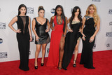 Fifth Harmony Photo - 22 November 2015 - Los Angeles California - Lauren Jauregui Ally Brooke Normani Hamilton Camila Cabello Dinah-Jane Hansen Fifth Harmony 2015 American Music Awards - Arrivals held at Microsoft Theater Photo Credit Byron PurvisAdMedia