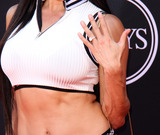 Nikki Bella Photo - 12 July 2017 - Los Angeles California - Nikki Bella 2017 ESPYS Awards Arrivals held at the Microsoft Theatre in Los Angeles Photo Credit AdMedia