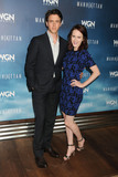 Ashley Zukerman Photo - 29 July 2015 - Beverly Hills California - Ashley Zukerman Rachel Brosnahan Manhattan Summer TCA Panel held at the Beverly Hilton Hotel Photo Credit Byron PurvisAdMedia