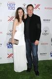 ELON MUSK Photo - 15 May 2013 - Hollywood California - Talulah Riley Elon Musk Maxim Hot 100 Party 2013 held at Vanguard Photo Credit Byron PurvisAdMedia