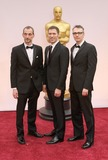 Anthony Stacchi Photo - 22 February 2015 - Hollywood California - Travis Knight Anthony Stacchi Graham Annable 87th Annual Academy Awards presented by the Academy of Motion Picture Arts and Sciences held at the Dolby Theatre Photo Credit AdMedia