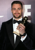Aaron Taylor-Johnson Photo - 08 January 2017 - Beverly Hills California - Aaron Taylor-Johnson NBCUniversal 74th Annual Golden Globe After Party with stars from NBC Entertainment Universal Pictures E and Focus Features held at the Beverly Hilton Hotel Photo Credit Dylan LujanoAdMedia