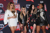 Fifth Harmony Photo - 05 March 2017 - Inglewood California - Fifth Harmony  2017 iHeartRadio Music Awards - Press Room held at The Forum in Inglewood Photo Credit Birdie ThompsonAdMedia