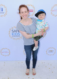 Amy Davidson Photo - 23 April 2017 - Culver City California - Amy Davidson 2017 Safe Kids Day held at Smashbox Studios in Culver City Photo Credit Birdie ThompsonAdMedia