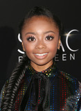Skai Jackson Photo - 17 January 2017 - Hollywood California - Skai Jackson The Space Between Us Los Angeles Premiere held ArcLight Hollywood Photo Credit F SadouAdMedia