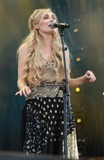 Clare Bowen Photo - 04 October 2014 - Las Vegas NV -  Clare Bowen  Route 91 Harvest Country Music Festival Day 2 at MGM Resorts VillagePhoto Credit mjtAdMedia