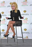 Jennifer Nettles Photo - 03 November 2016 - Nashville Tennessee - Dolly Parton Dolly Parton and Jennifer Nettles Christmas of Many Colors Circle of Love Press Conference held at Citation Support Facility Photo Credit Laura FarrAdMedia