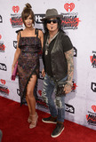 Nikki Sixx Photo - 03 April 2016 - Inglewood California - Nikki Sixx Courtney Sixx iHeartRadio Music Awards held at The Forum Photo Credit Koi SojerAdMedia