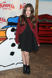 Addison Riecke Photo - 5 December 2015 - Buena Park California - Addison Riecke Snoopys Merriest Tree Lighting Event held at Knotts Berry Farm Photo Credit Byron PurvisAdMedia