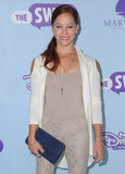 Amy Paffrath Photo - 05 October 2016 - Hollywood California Amy Paffrath Premiere Of Disney Channels The Swap held at ArcLight Cinemas Photo Credit Birdie ThompsonAdMedia